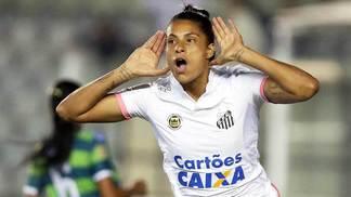 Sole Jaimes é destaque do Santos, finalista do Brasileiro feminino