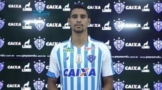 Daniel Amorim é o novo jogador do Paysandu