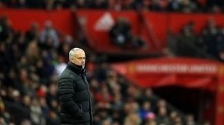 Esta é a primeira temporada de Mourinho no United