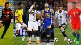 Cardápio tem final da NBA, Argentina de Sampaoli, Colômbia, Chile e decisão entre Flamengo e Atlético-MG; programe-se