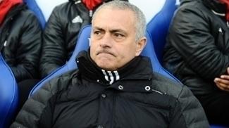 Jose Mourinho Manchester United Leicester Premier League 05/02/2017