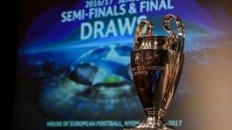 Sorteio definiu as semifinais da Uefa Champions League 2016/17