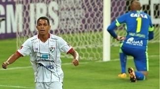 Salgueiro venceu o Náutico na Arena Pernambuco