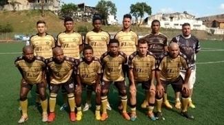 Time da Vai-Vai, que jogará a Liga Paulista