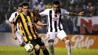 Néstor Camacho Guaraní-PAR Futebol Getty