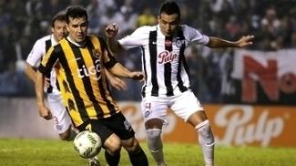 Néstor Camacho Guaraní-PAR Futebol Getty