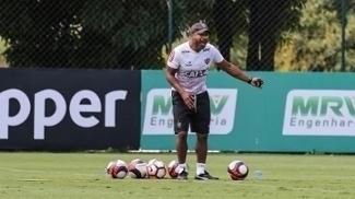 Roger Machado treino Atlético-MG com mudanças para enfrentar o Sport