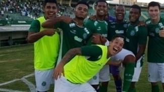 Guarani venceu com facilidade neste domingo