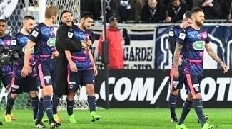 Bordeaux venceu na Copa da França