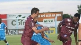 Caxias acabou derrotado pelo Novo Hamburgo na estreia pelo Campeonato Gaúcho
