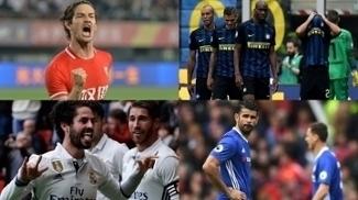 Pato desencanta na China, Premier League aberta e clássico de Milão 'eterno'; veja o resumo do fim de semana