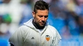 Diego Alves não esteve presente no treino desta quinta-feira