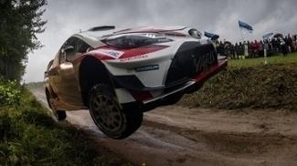 Juho Hänninen / Kaj Lindström (Toyota Yaris WRC)
