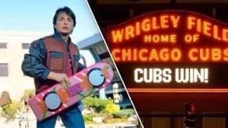'De Volta Para o Futuro' previu que Cubs seriam campeões, mas em 2015