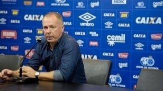 Mano Menezes, durante coletiva após Cruzeiro 3 x 3 Grêmio
