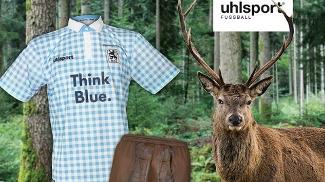 Munique 1860 lançou camisas em homenagem ao Oktoberfest