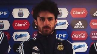 Aimar foi apresentado como técnico do sub-17 da Argentina