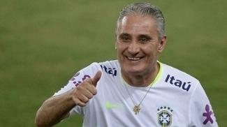 Tite fez muitos elogios ao argentino