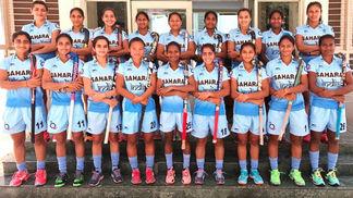 Seleção feminina de hóquei da Índia vai enfrentar belgas