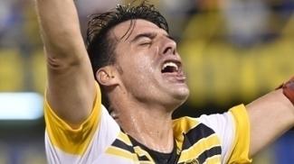 Julio César Cáceres, zagueiro do Guaraní e com passagens pelo Atlético-MG