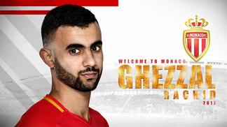 Ghezzal reforçará o Monaco