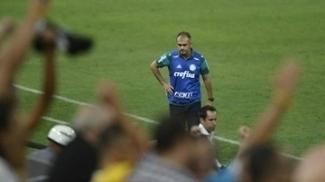 Um Palmeiras sem brilho em campo: tem que deixar a raiva arder agora