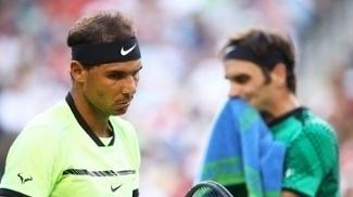 Nadal perdeu para Federer nas oitavas de final de Indian Wells