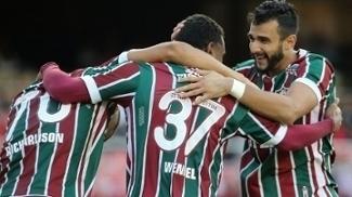 O Fluminense vem de empate por 1 a 1 contra o São Paulo, no Morumbi