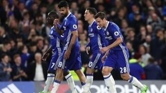 Chelsea é o décimo colocado no ranking da Uefa