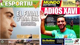 4a4837101ced5  Adeus  e  Fim de uma era   jornais catalães dão como certa