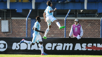 O Avaí venceu o Cruzeiro em casa