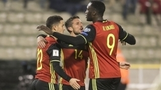 Eden Hazard, Dries Mertens e Romelu Lukaku estão em alta