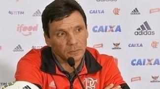 Zé Ricardo não viu falta de Réver no lance do gol de Guerrero