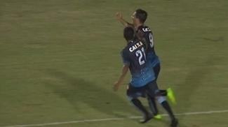 Mesmo com um a menos, Londrina arrancou um empate com o Juventude