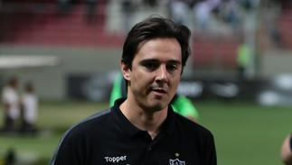Thiago Larghi, treinador do Atlético-MG