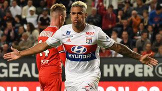 Mariano Díaz deixou sua marca na vitória sobre o Rennes