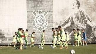 Seleção do Irã treinou no CT do Corinthians para a Copa do Mundo de 2014