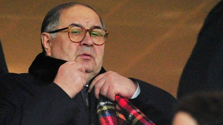 Alisher Usmanov, dono de 30% do Arsenal e parceiro de Moshiri