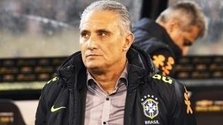 Tite no comando do Brasil em amistoso contra a Argentina