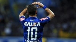 De Arrascaeta é o camisa 10 do Cruzeiro