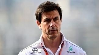 Toto Wolff, chefe da Mercedes, durante o fim de semana da Fórmula 1 em Mônaco