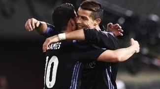 Cristiano Ronaldo Comemora Gol Real Madrid América-MEX Mundial de Clubes 15/12/2016