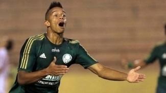 William Matheus jogou no Palmeiras em 2014