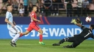 Seung-Woo Lee, o 'Messi coreano', marcou para a Coreia do Sul contra a Argentina no Mundial sub-20