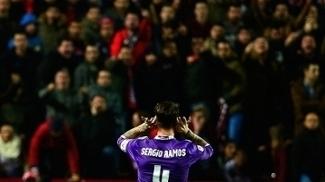 Ofensas a Sergio Ramos fazem Sevilla ter parte do estádio interditado