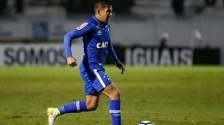 Lucas Romero entrou no intervalo da partida, mas não conseguiu evitar a derrota para a Ponte Preta