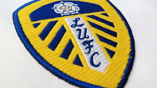 O antigo escudo do Leeds United eb7a8515a9e17