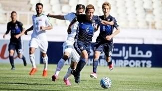 Honda Japão Iraque Eliminatorias Copa-2018 13/06/2017