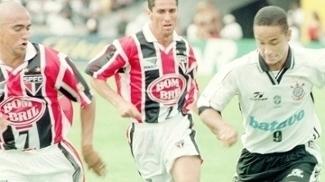Nem Sao Paulo Fernando Baiano Corinthians Torneio Rio-São Paulo 14/03/1999