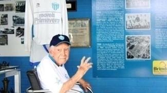 Reinaldo Von Reisswitz tinha 94 anos